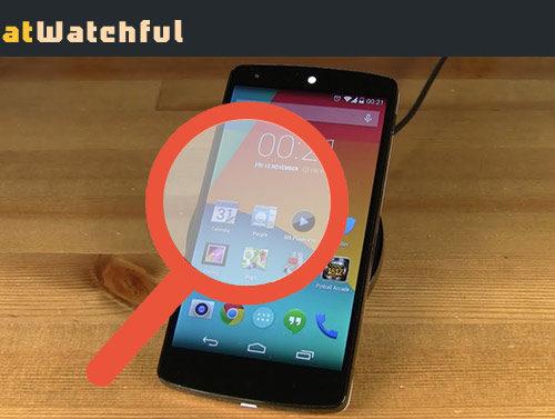 Espiar pantalla del celular