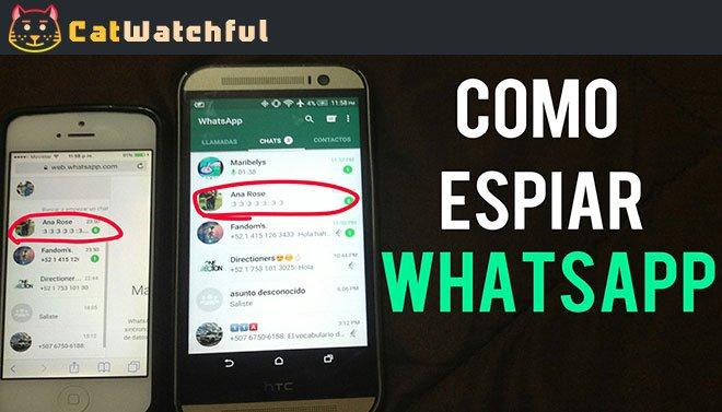 como espiar por whatsapp a otra persona