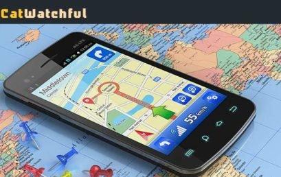 celular com rastreador gps