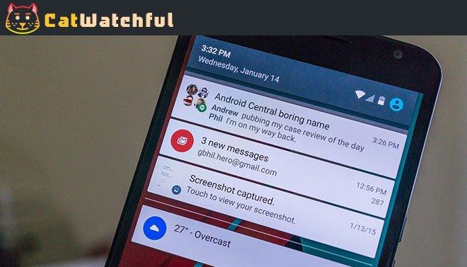 Espiar las notificaciones del celular